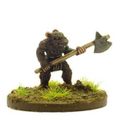Chariot Miniatures 15mm Fantasy RAT2 Ratmen with Poleaxe (x 8)